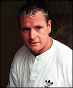 [ image: Paul Gascoigne: receiving treatment for alcoholism]