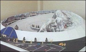 Proposed ski dome