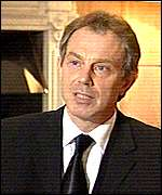 Tony Blair: Praised