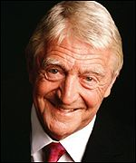 Michael Parkinson's show was postponed