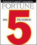 Cover of Fortune's April 2002 issue