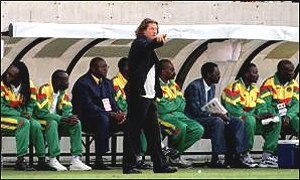 Bruno Metsu has listened to his player's advice and problems and won their trust