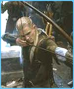 Orlando as Legolas