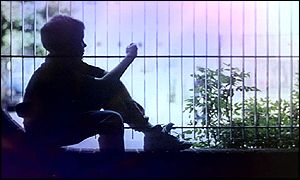 Boy in shadow, BBC