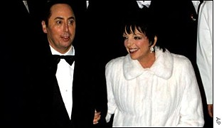 David Gest is Liza Minnelli's fourth husband