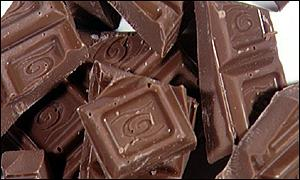 Chocolate may have exacerbated the sleep disorder