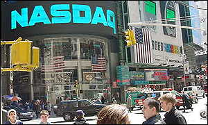 Nasdaq Market Site, Times Square, New York