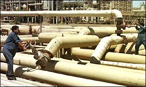 iraq oil installation