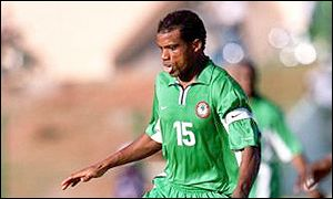 Sunday Oliseh has not been named in any of Adegboye Onigbinde Nigeria squads