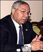 Colin Powell, Secretario de Estado de EE.UU.