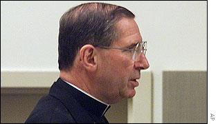 Cardinal Roger Mahoney
