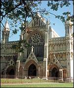 St Albans cathedral, PA