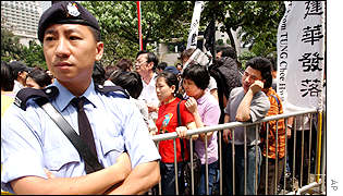 China has started deporting migrants
