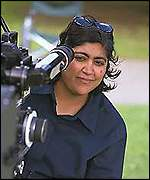 Film director Gurinder Chadha