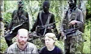 Martin and Gracia Burnham