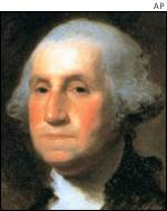 Portrait of George Washington, AP
