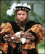 Al Stringer as Henry VIII