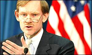 US Trade Representative Robert Zoellick