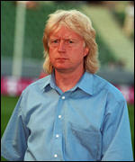 Cameroon coach Winfried Schafer