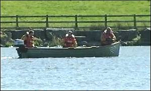 Body was found in Ballysaggart Lough