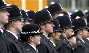 British Police force