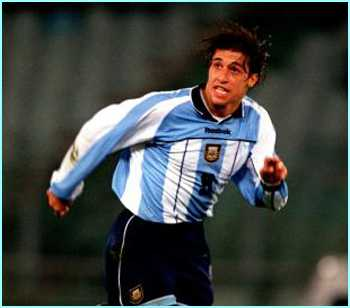 Argentina's Hernan Crespo should be among the tournament's top scorers, and could even fire his side to World Cup glory