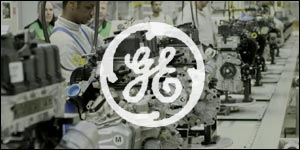 General Electric graphic