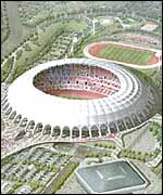 Busan Asian Stadium