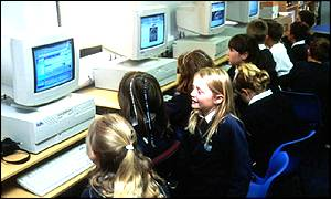 Children on the internet, BBC