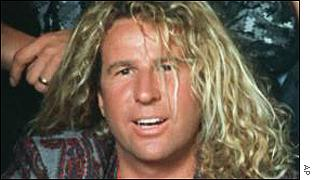 Hagar left the band in 1996