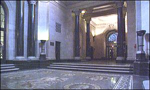 Bank of England interior