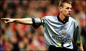 Manchester City's Stuart Pearce