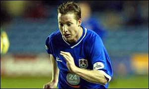Neil Harris of Millwall