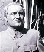 The late Charles Grey as arch-villain Ernst Blofeld
