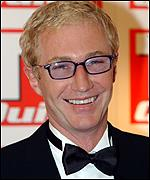 Paul O'Grady out of his Lily Savage persona