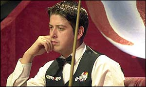 Matthew Stevens reached the Embassy World Championship final in 2000