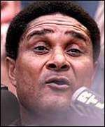 Eusebio was the top scorer at the 1996 World Cup finals