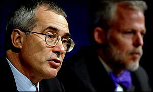 World Bank Chief Economist Nicholas Stern