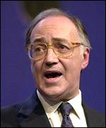 Michael Howard, shadow chancellor