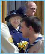 The Queen on her 76th Jubilee birthday
