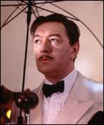 Michael Gambon as Philip Marlow in The Singing Detective