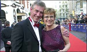 Julie Walters and husband