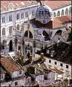 The historic centre of Dubrovnik
