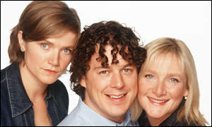 Bob and Rose was a big hit on ITV1