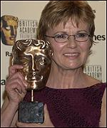 Walters was named best actress at the Baftas