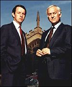 Inspector Morse had backing from US networks