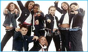 More than 10,000 people auditioned to be in S Club Juniors