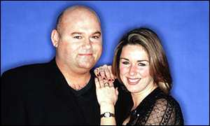 Christopher Price and Claire Sweeney