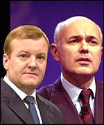Charles Kennedy and Iain Duncan Smith
