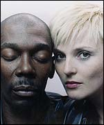 Faithless' Maxi Jazz and Sister Bliss